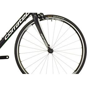 Corratec Corones 105 soft black matt/neon green/white